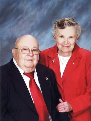 George and Bettye Welden