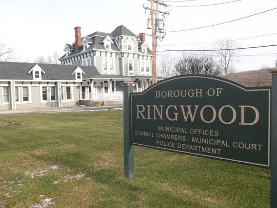 Ringwood Municipal building.