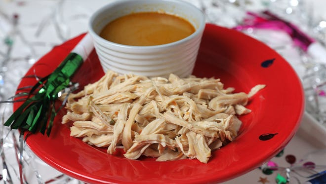 Colombian Shredded Chicken