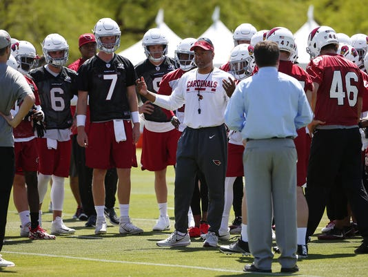 Cardinals mini camp