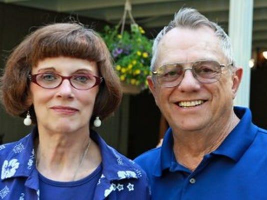 Anniversaries: Don Dorsman & Mary Dorsman