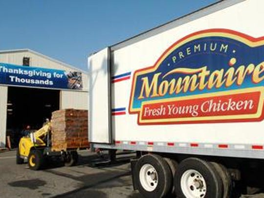 A court has fined Mountaire Farms for violations of the Clean Water Act at its Selbyville poultry plant.