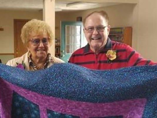 Anniversaries: Dick Bartlett & Dee Bartlett
