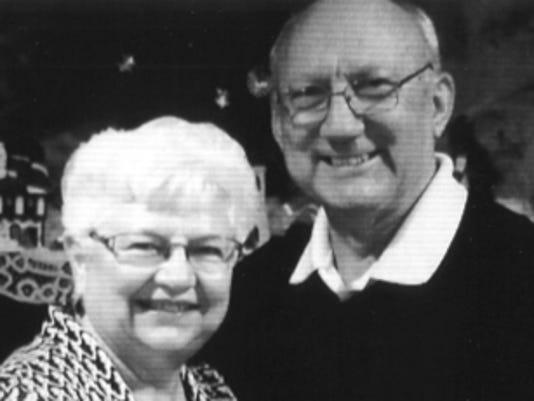 Anniversaries: Dennis Voss & Darlene Voss