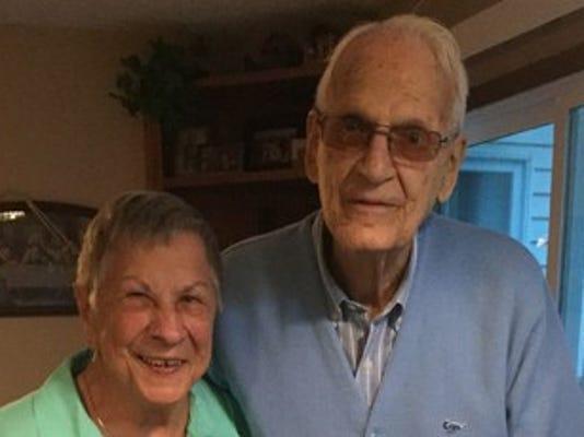 Anniversaries: Joe Cadwell & Jean Cadwell