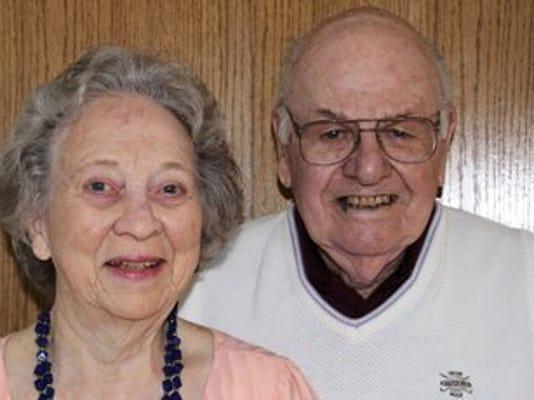 Anniversaries: Bob Klingbile & JoAnn Klingbile