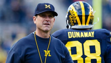 Will Michigan coach Jim Harbaugh get his wish and see satellite camps removed from the NCAA's chopping block?