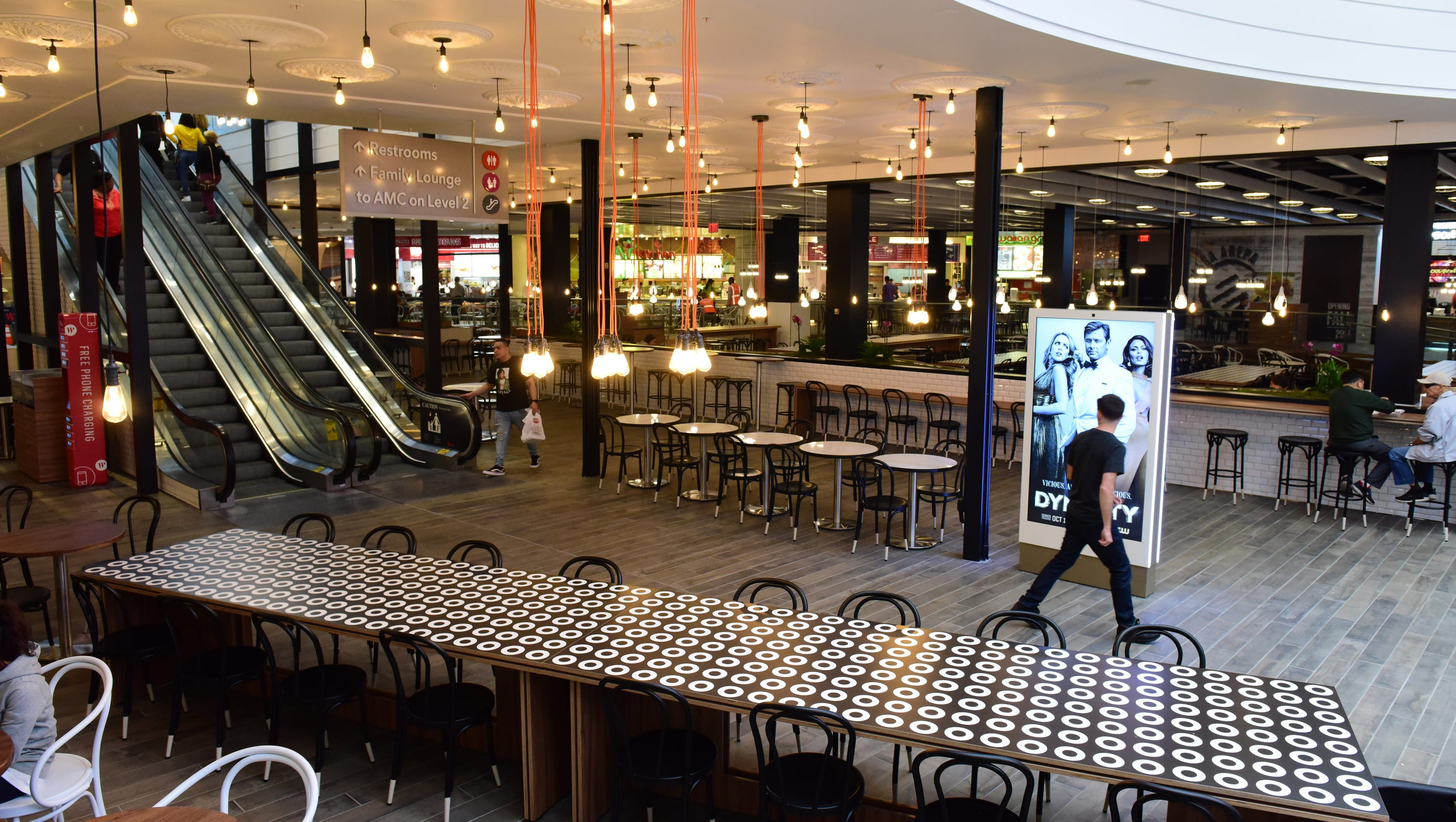 Food Court Play Space At Westfield Garden State Plaza Gets A Makeover