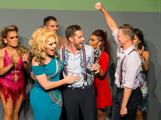 2015 Dancing with the Bars winners