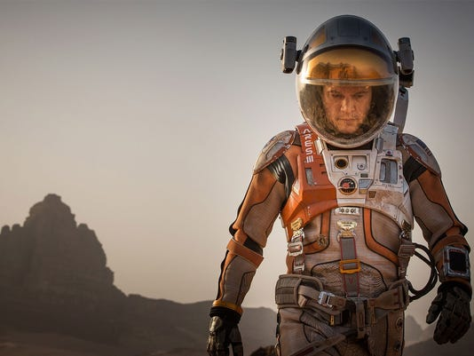 """Cheap shows for """"The Martian"""""""