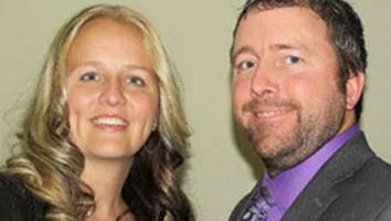 Sam and Jenn Zimmerman were named WIsconsin Outstanding Young Farmers