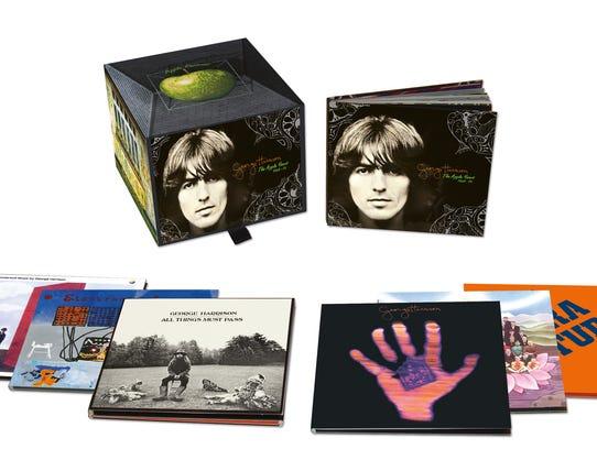 George Harrison Apple Years