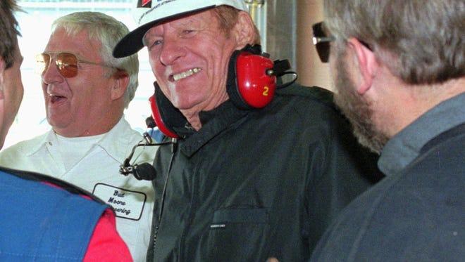 Bud Moore in 1997.