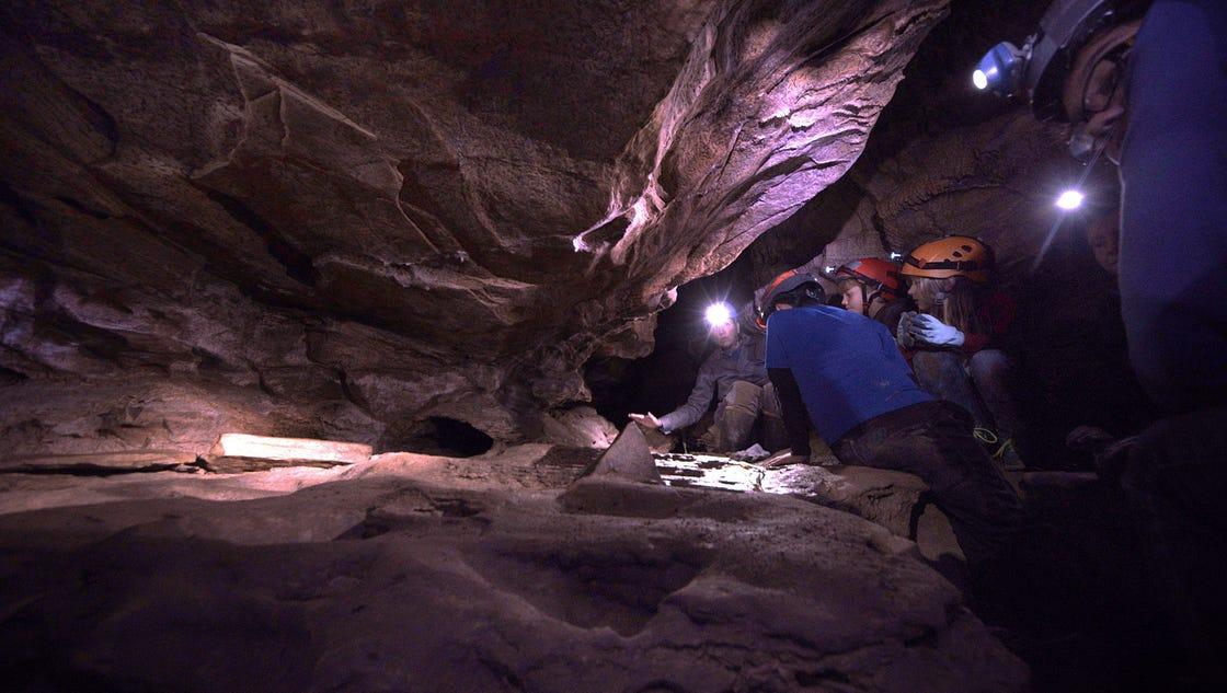 Horseshoe Bay Caves Near Egg Harbor Open
