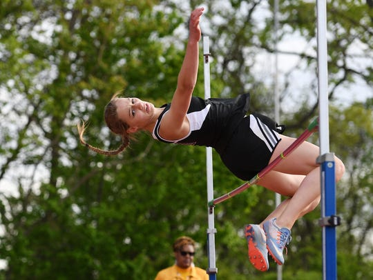Kalleen Rose Ozanic of West Milford left her mark at