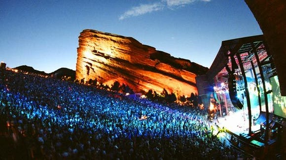 My Morning Jacket's concert from Colorado's Red Rock Amphitheater will be streamed live.