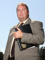 Clarkstown Police Detective Fred Parent in a 2014 photo