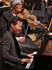 Concert pianist Steven Lin is joined by the Indianapolis