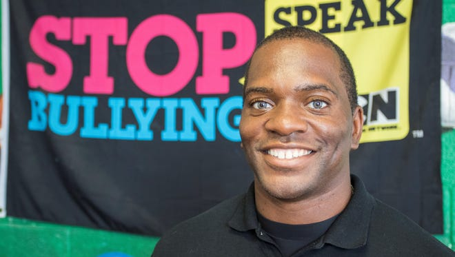 Jamar Cotton of Las Cruces was among last year's New Mexico True Heroes