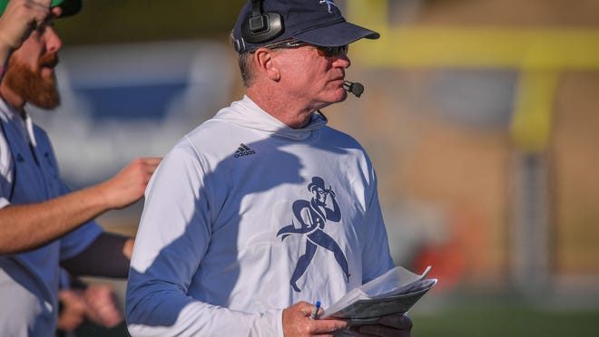 Washburn football coach Craig Schurig and his team are dealing with the disappointment of having a pair of exhibition games canceled due to positive COVID-19 tests.