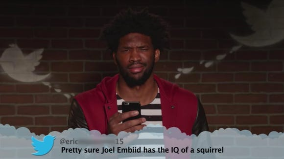 NBA 'Mean Tweets' returned and had everyone except Karl Malone laughing