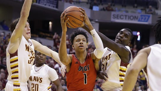New Albany's Romeo Langford is among the top-ranked