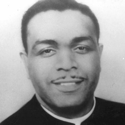 The Rev. Oliver Brown, seen here in an undated file