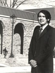 Ardent Studios founder John Fry in the early 1970s.