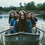 Florida's own Roadkill Ghost Choir slips back into town for a show on Friday night at Pug's Live.