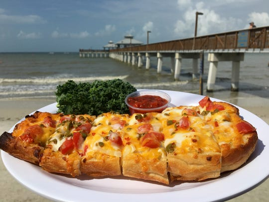 The Original World Famous Beach Bread is a Hot Dish