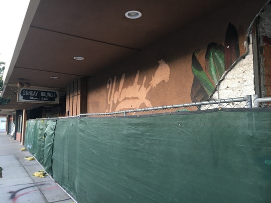 The midtown Ventura location of Yolanda's Mexican Cafe remains closed for remodeling.