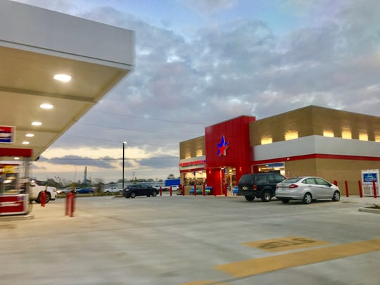 The Murphy Express USA fueling station is now open.