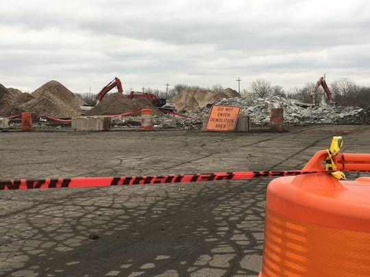 Indianapolis Mayor Joe Hogsett has selected the site of the former Citizens Energy coke plant at 2950 Prospect St. for a new criminal justice center.