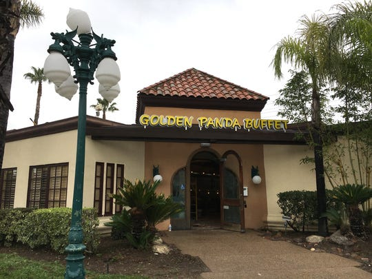 A March opening is anticipated for Golden Panda Buffet at the former Elephant Bar Restaurant in Simi Valley.