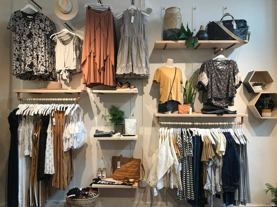 Bird Bee, a new boutique in downtown Detroit