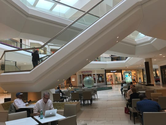 The Mall at Short Hills is considered one of the top