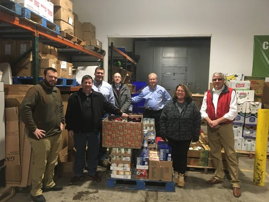 CHOW accepted food donations from NG Advantage LLC