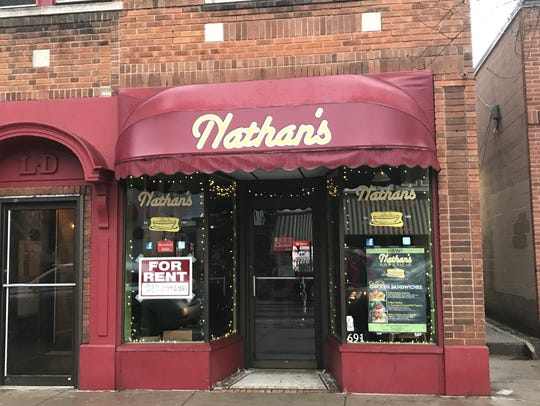 Nathan's Soup and Salads opened at 691 Park Ave. in