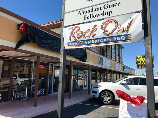 Rock On American BBQ Fort Myers