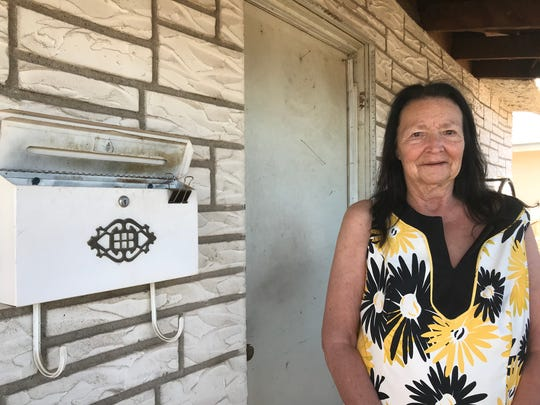 Ruth Rogers, 66, almost lost her home over $800 in