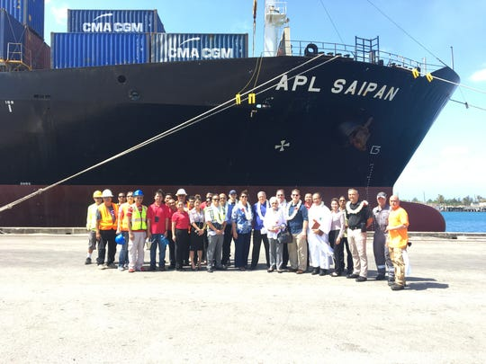 New Year's Day of 2016, APL celebrated its return to Guam and Saipan with the arrival of its first voyage. One year later, APL added a second ship for a new weekly service. May 17, 2018 APL is proud to celebrate the 100th voyage of service with the heaviest load to date with over 400 containers. It is through APL's prospering local business partners and their strong support that it is able to achieve this large milestone.