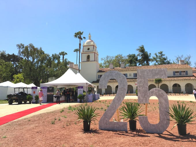 The 25th annual Casa Pacifica Angels Wine, Food & Brew