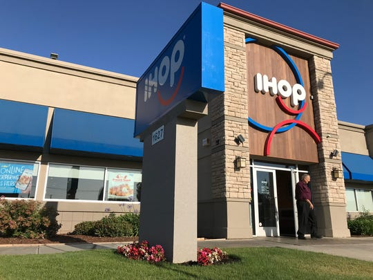 From 7 a.m. to 7 p.m. on Tuesday, International House of Pancakes has its 14th annual free pancake giveaway with participating restaurants giving away free short stacks of buttermilk pancakes.