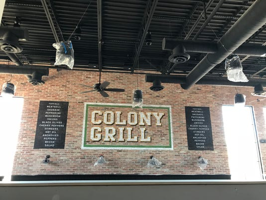 Colony Grill