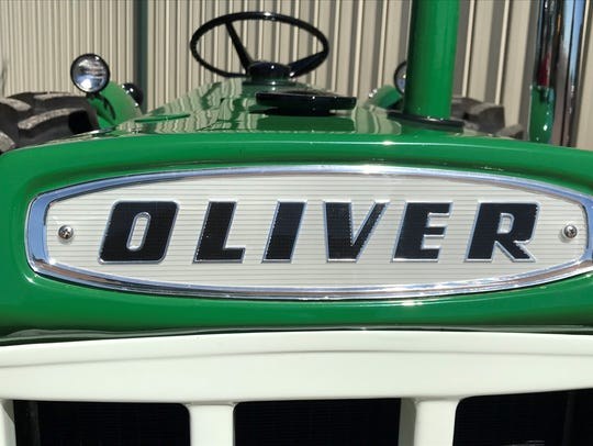 The Hart-Parr Company merged with the Oliver Chilled