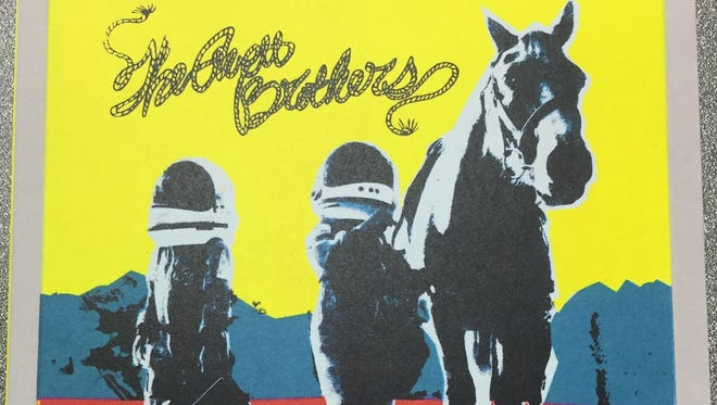 """The over of the Avett Brothers' """"True Sadness"""" album."""