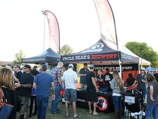 Bacon, Blues & Brews festival is November 5 at Founders