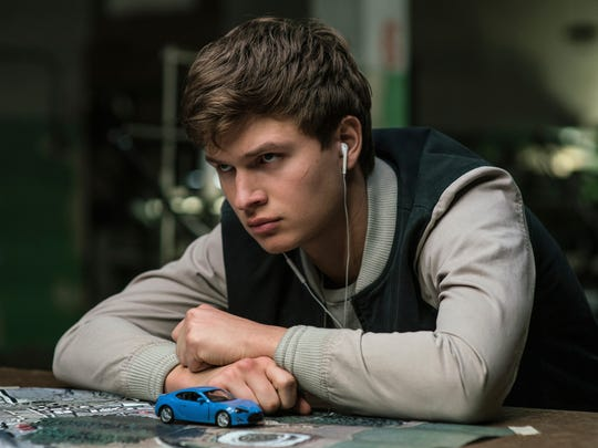 Actor: Ansel Elgort,'Baby Driver'