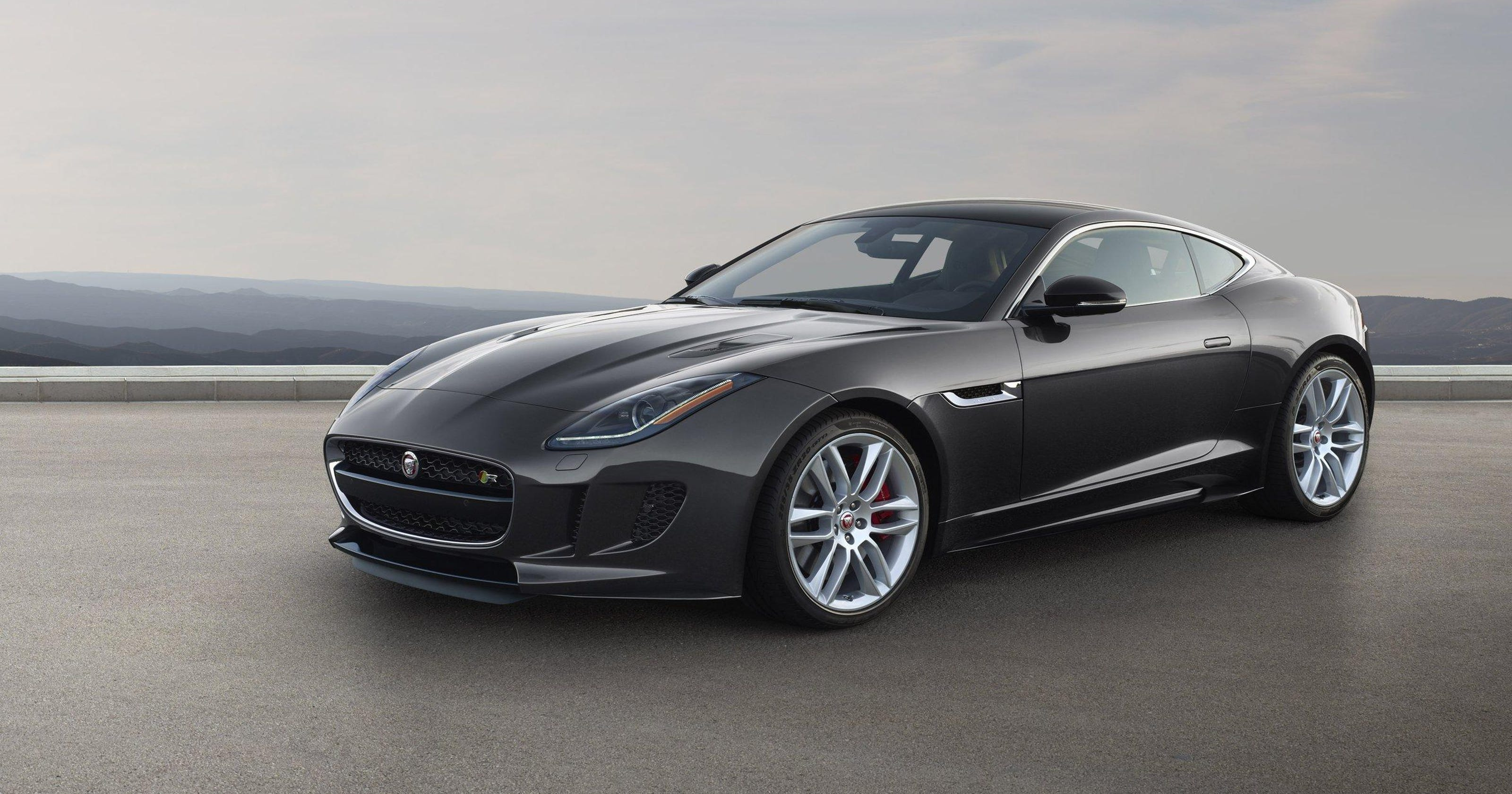 Awd Turns 2016 Jaguar F Type Into A Car For Any Season