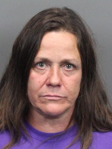 Dianne Lynne Wilson, 47, was booked Aug. 31, 2015 into
